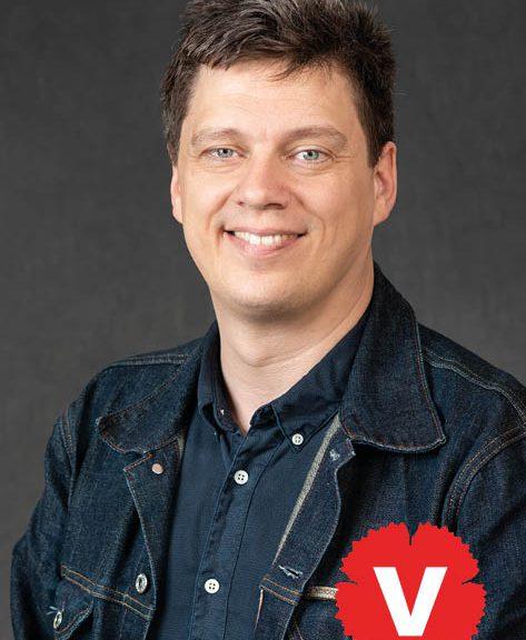 Florian Burmeister, Vänsterpartiet